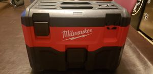 Milwaukee shop vac for Sale in Fresno, CA