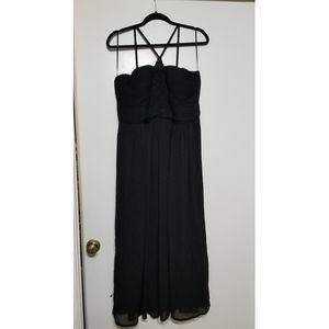 Size 14 BLACK FORMAL DRESS for Sale in Salt Lake City, UT
