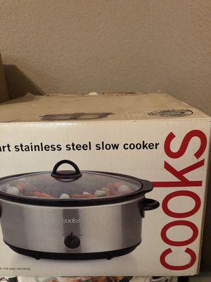 Crock pot slow cooker for Sale in Phoenix, AZ