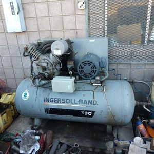 Ingersoll-Rand Industrial Air Compressor for Sale in North Las Vegas, NV