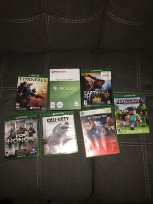 Xbox Video Games for Sale in Lake Oswego, OR