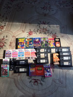 VHS for Sale in Rockville, MD