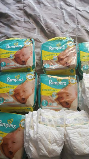 Pampers for Sale in Visalia, CA