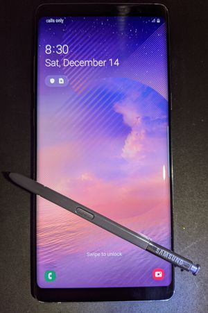 Unlocked Purple Lavender Samsung Galaxy Note 8(All Carriers & Countries) for Sale in Compton, CA