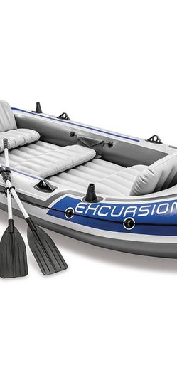 Inflatable Boat + Motor Mount for Sale in Miami,  FL