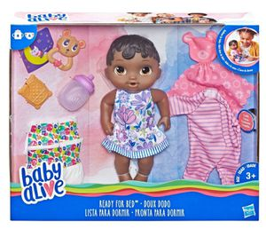 BABY ALIVE READY FOR BED DOLL SET for Sale for sale  Queens, NY
