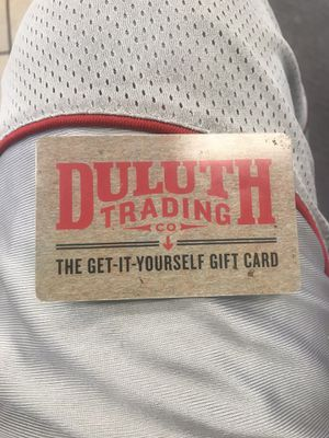Duluth trading gift card for Sale in Columbus, OH