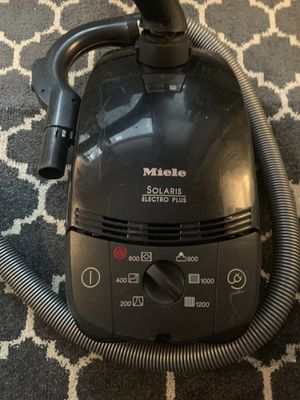 Miele Solaris Electro Plus Vacuum Cleaner for Sale for sale  New York, NY