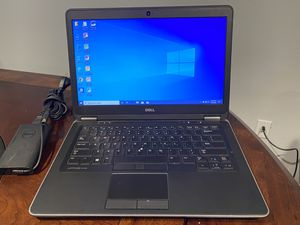 DELL LAPTOP WINDOWS 10 MS OFFICE SUITE **MAKE OFFER** for Sale in Dallas, TX
