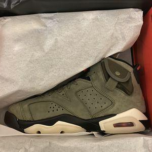 Jordan 6 Travis Scott Size 6 for Sale in Arlington Heights, IL