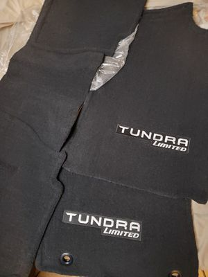 Toyota Tundra OEM floor mats 14'-19' for Sale in Lynnwood, WA