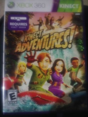 Kinect Adventures Xbox 360 Game for Sale in Dearborn, MI