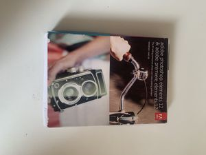 Unopened Original adobe Photoshop elements 12 for windows and MAC OS for Sale in Chicago, IL
