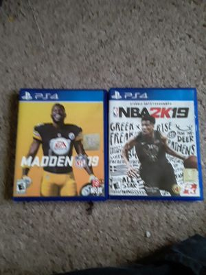 PS4 Games 40 and under for Sale in Denver, CO