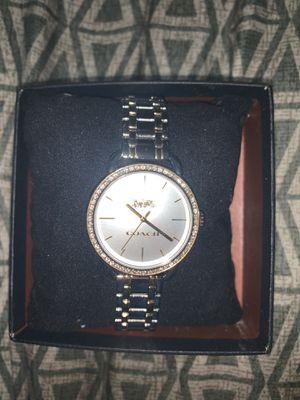 Coach women's watch for Sale in Wichita, KS