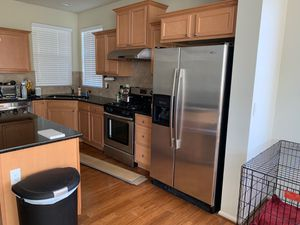 Stainless steel Whirlpool gas oven $300 for Sale in Brier, WA
