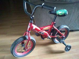 Kids Bike Lightning McQueen for Sale in Marietta, GA