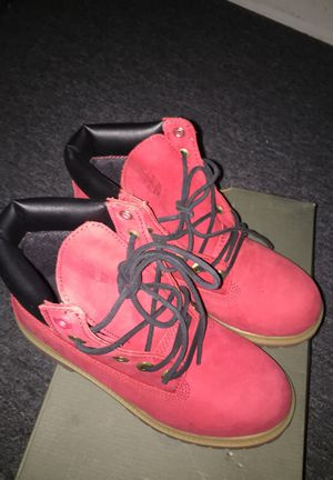 Red Timberlands for Sale in Richmond, VA
