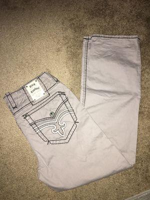 Men's tan rock revival jeans 👖 size 36. Asking $45 frim for Sale in Cincinnati, OH