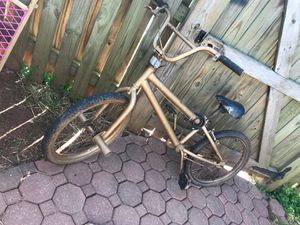 Bmx bike for Sale in Manassas, VA