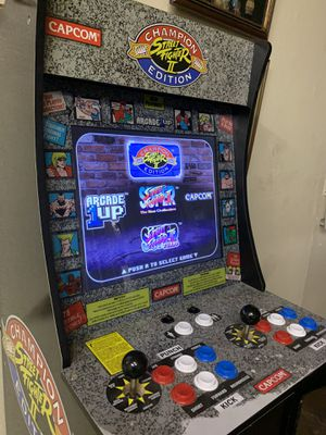 Arcade street fighter for Sale in Fort Worth, TX