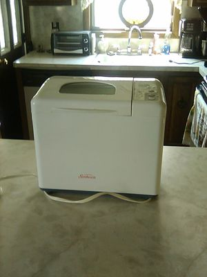 New Sunbeam bread maker for Sale in Freeland, PA