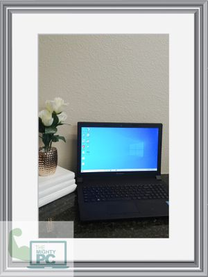 They are a powerhouse laptop. with a great display and keyboard. 15 inch screen. The Mighty PC is in business since 2010 for Sale in Phoenix, AZ