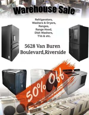 warehouse sale. 70% off for 3 days for Sale in Ontario, CA