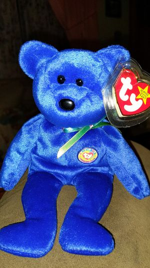 beanie Baby Official Club, Clubby Bear. Born July 7, 1998 for Sale in Baltimore, MD