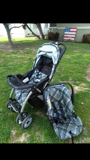 Stroller and car seat (one set) for Sale in Fullerton, CA
