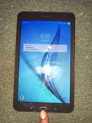 Samsung Tablet 70$ or best offer for Sale in Dover, DE