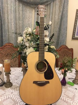 Yamaha FG800 acoustic guitar for Sale in Bell Gardens, CA
