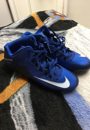 Nike alpha football cleats for Sale in Adelphi, MD