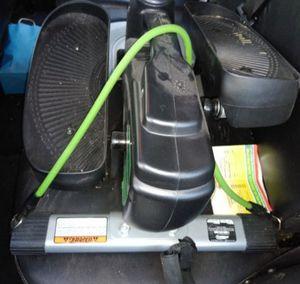 Portable elliptical machine for Sale in Oswego, IL