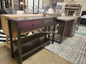 Console Table, Espresso, SKU# IDCB29287TC for Sale in Santa Fe Springs, CA