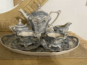 Tea set made in Italy new for Sale in Fort Lauderdale, FL