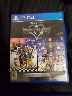 Kingdom Hearts 1-2.8 for Sale in San Diego, CA