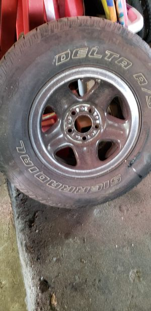 15 inch 95 jeep grand Cherokee wheel for Sale in Woonsocket, RI