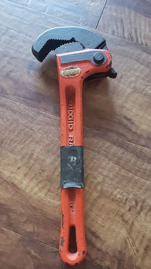 Heavy-Duty RapidGrip Wrench for Sale in Brandon, FL
