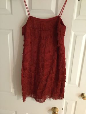 Silk lined flapper dress... 1960s size 6 for Sale in Brentwood, NC
