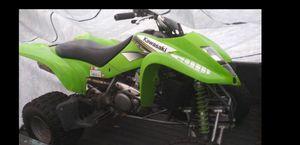 2006 Kawasaki KFX400 for Sale in Issaquah, WA