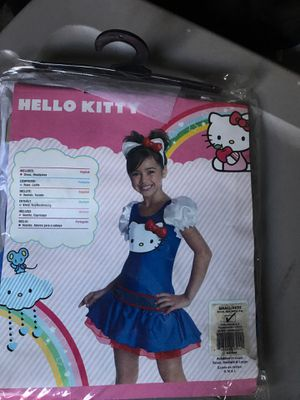 Hello kitty costume for Sale in Los Angeles, CA