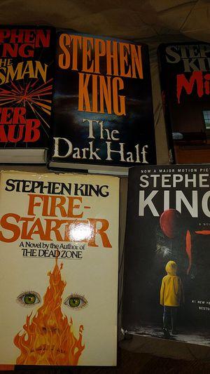 Stephen King books for Sale in Providence, RI