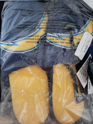 CHARGERS NFL FAN SET BRAND NEW-$25 for Sale in Chester, VA