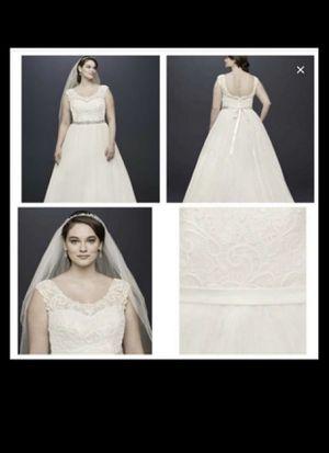 Wedding dress for Sale in Riverdale, GA