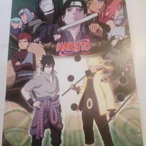 Anime Posters - Naruto Shippuden #18 for Sale in Lakewood, CA