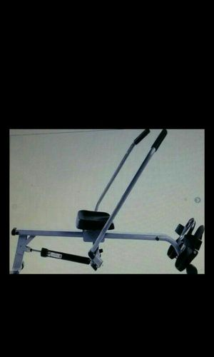 Rowing Machine with Digital Calorie Counter for Sale in Phoenix, AZ