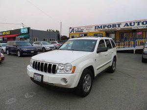 2005 Jeep Grand Cherokee for Sale in Hayward, CA