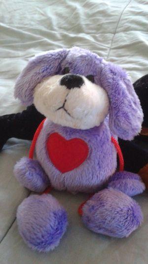 Purple bear stuffed toy for Sale in Pembroke Pines, FL