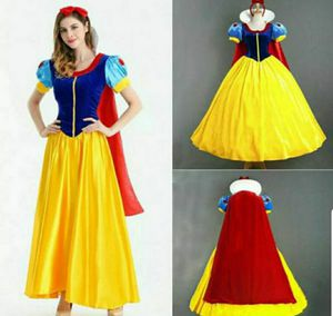 Halloween cosplay Snow white costume adult womens size small new for Sale in Alexandria, VA